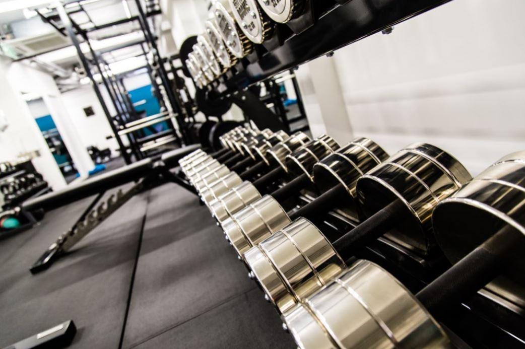 The Fitting Rooms Southwark Gym in London Bridge - The Fitting Rooms Personal Training Gym London Bridge Southwark SE1
