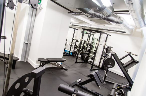 The Fitting Rooms Southwark Gym in London Bridge - personal training Gym Equipment