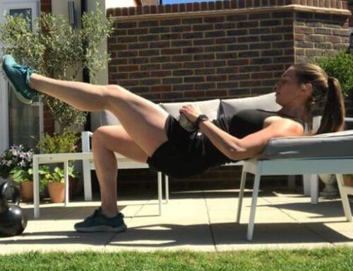 How To Do The Single Leg Hip Thrust