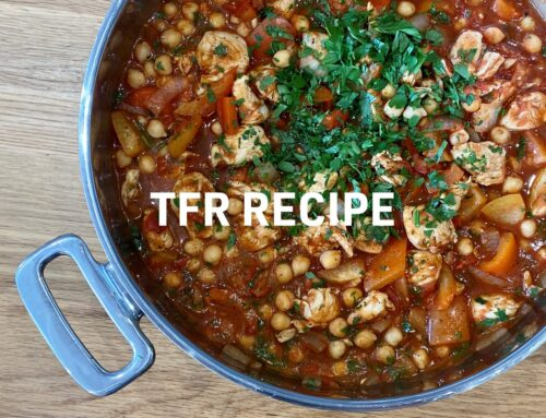 Middle Eastern Chicken & Chickpea Stew Recipe…